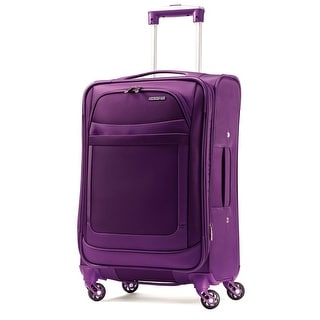 American Tourister Ilite Max Softside Spinner 21 - Purple