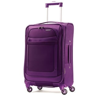 American Tourister Ilite Max Softside Spinner 25 -  Purple