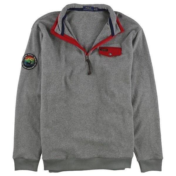 Ralph Lauren Mens Fleece Sweatshirt. Opens flyout.