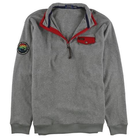 Ralph Lauren Mens Fleece Sweatshirt