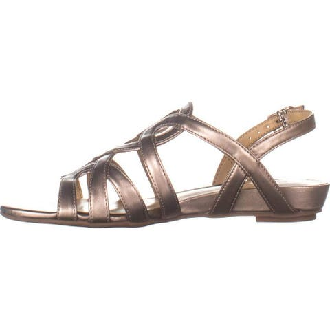 Naturalizer Women's Shoes Raine Open Toe Casual Slingback Sandals
