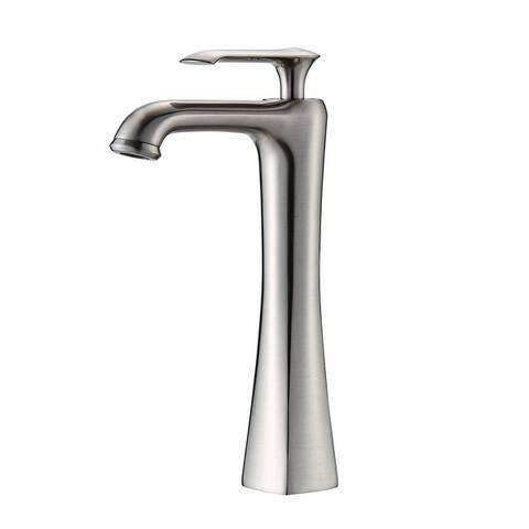 PROOX Bathroom Sink Faucet Single Handle Tall Vessel Sink Faucet