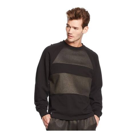 LRG Mens The Scumbag Esq. Sweatshirt, Black, Small