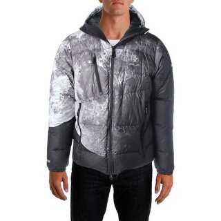 RLX Ralph Lauren Mens Down Hooded Coat - M