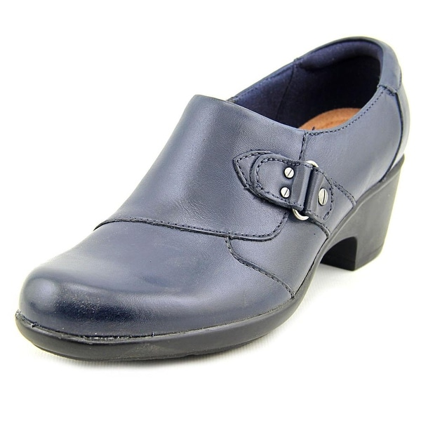 Clarks Narrative Genette Harper Women Navy Flats