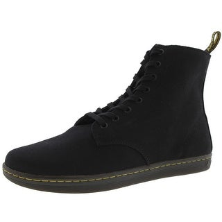 Dr. Martens Mens Alfie Chukka Boots Canvas Lace Up