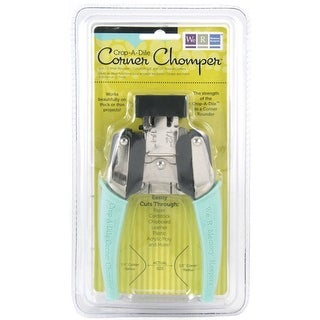 """Crop-A-Dile Corner Chomper Tool-Rounded, .25"""" & .5"""""""