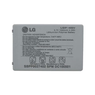 OEM LG Battery for LG Ally VS740, Fathom VS750 (SBPP0027402)