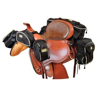 Outfitters Supply Saddlebag System 500 Series Water Resistant