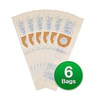 Replacement Vacuum Bag for Hoover UH30010COM Model 2pk - Allergen Type 3 Bags/pk