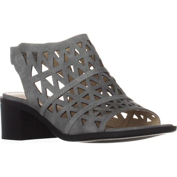 Seven Dials Adria Slingback Sandals, Grey - 8 us