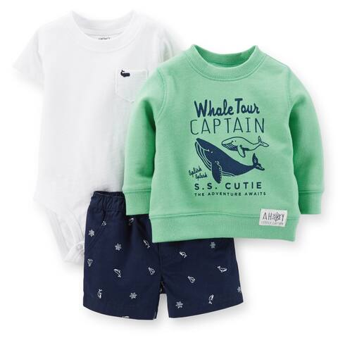 4c7bd49c Green Carter's Baby Clothing   Shop our Best Baby Deals Online at ...
