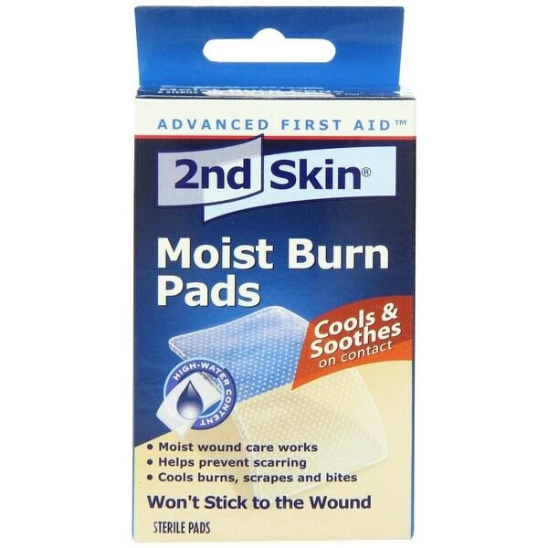 Spenco 2nd Skin Moist Burn Pads