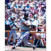 Signed Fielder Cecil Detroit Tigers 8x10 Photo autographed