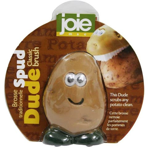 Joie Spud Dude Potato and Vegetable Cleaning Scrubber Brush