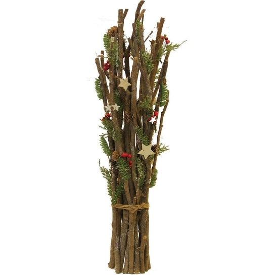 "30"" Bundle of Decorative Christmas Pine Branches"