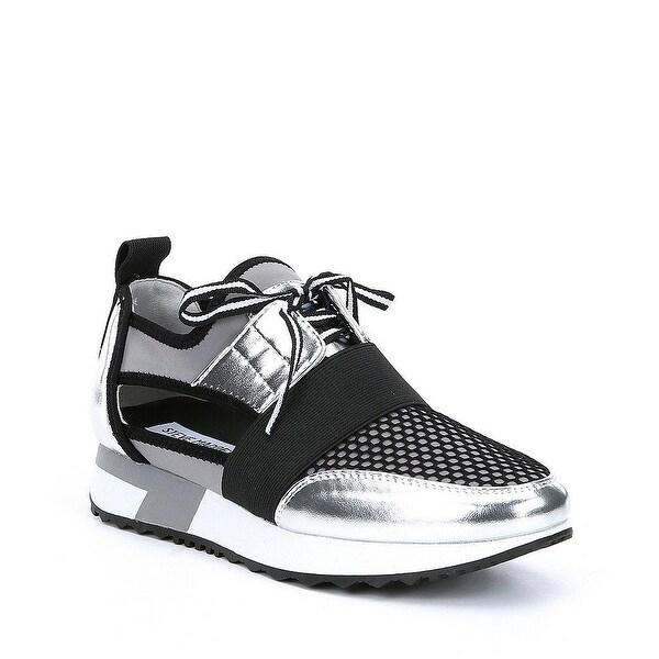 f1de0544f8f Shop Steve Madden Womens Arctic Low Top Lace Up Walking Shoes - Free ...