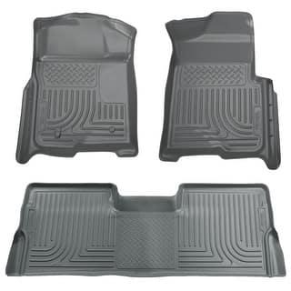 Grey Car Floor Mats For Less Overstock Com