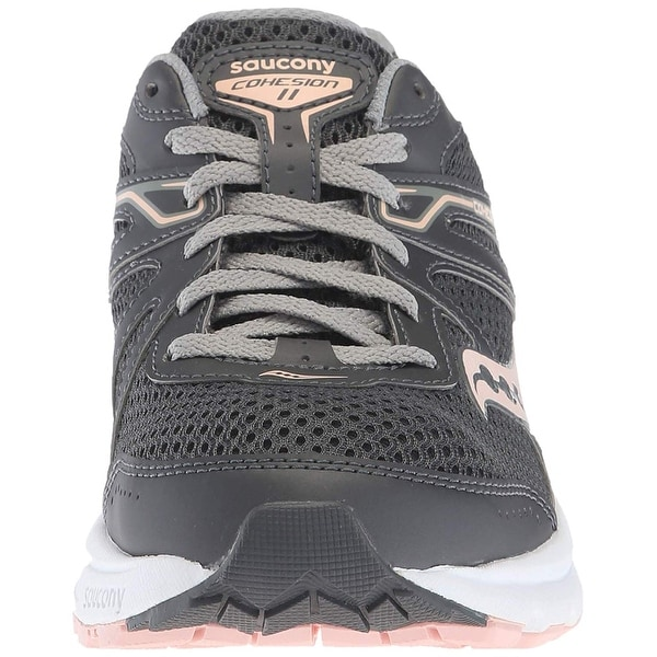 Saucony Womens Cohesion 11 Low Top Lace Up Running Sneaker