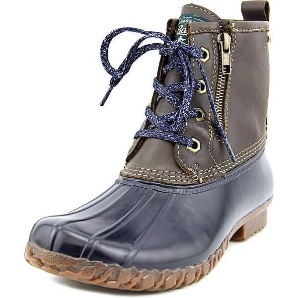 GH Bass & Co Danielle Women Round Toe Synthetic Blue Winter Boot