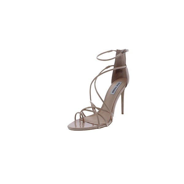 23bd6939136 Shop Steve Madden Womens Satya Open-Toe Heels - Free Shipping Today ...