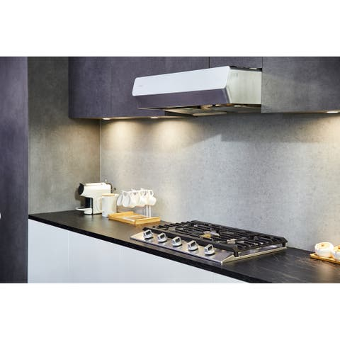 FOTILE Pixie Air Series 30 in Under Cabinet Range Hood Powerful & Quiet Cooking Ventilation