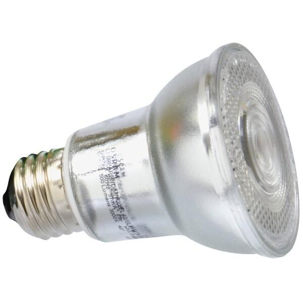 Shop Sylvania 74055 PAR20 Ultra LED Light Bulb, 8 Watt, 3000K - Free ...