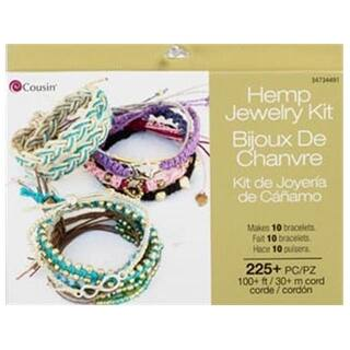 Cousin Jewelry Kit Hemp|https://ak1.ostkcdn.com/images/products/is/images/direct/9c8baf4df0437a06acbb174131bc4becbb685be3/Cousin-Jewelry-Kit-Hemp.jpg?impolicy=medium