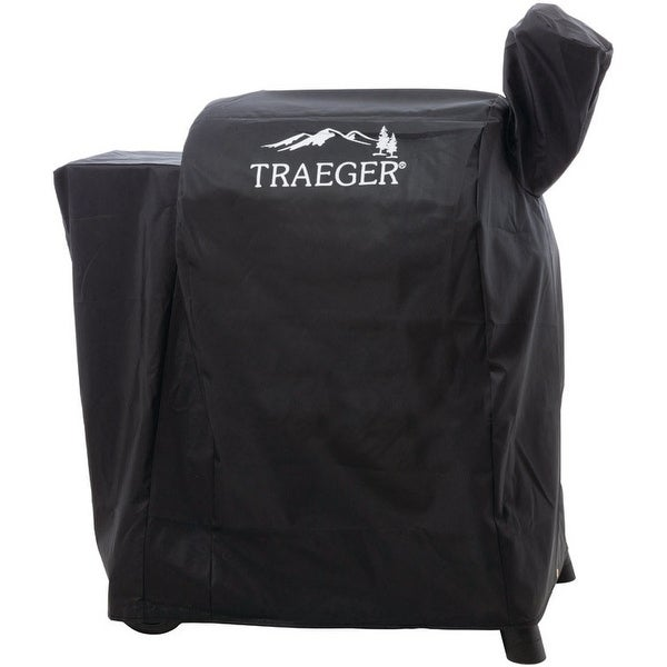 Traeger BAC379 Pro 22 Grill Cover, Black