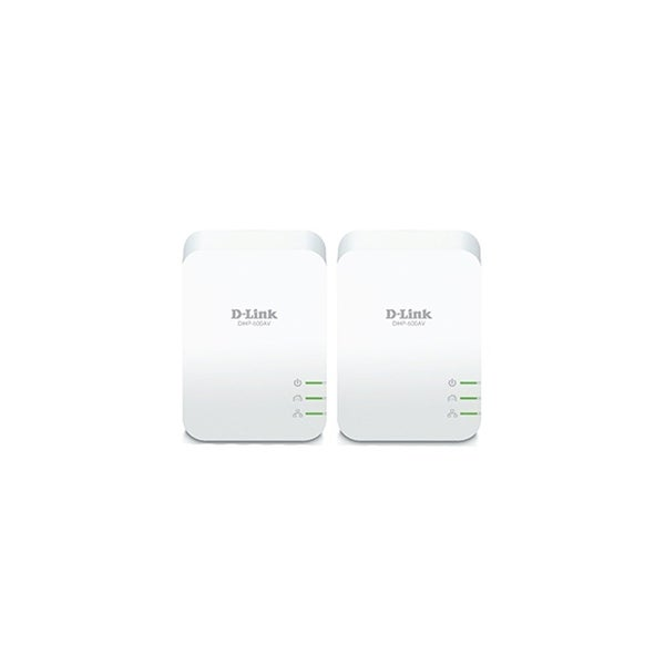 D-Link DHP-601AV PowerLine 1000 Mbps, 1 Gigabit Port