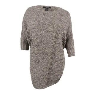 Style & Co. Women's Plus Size Dolman Sleeve Sweater