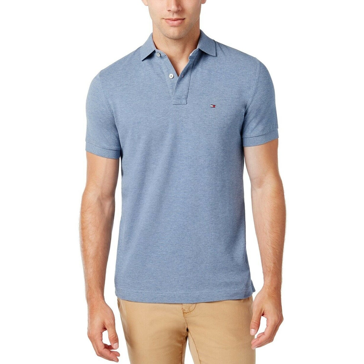 e56a5a64 Tommy Hilfiger Shirts | Find Great Men's Clothing Deals Shopping at  Overstock