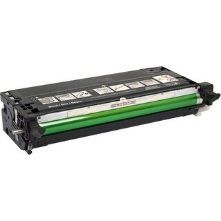 V7 TDK23115 V7 Black High Yield Toner Cartridge for Dell 3110cn - Laser - 8000 Page