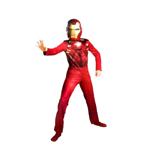 Iron Man 2 Mark 6 Costume Medium (7-8)