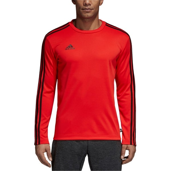 Adidas Mens Top Striped Jersey - Overstock - 33176191