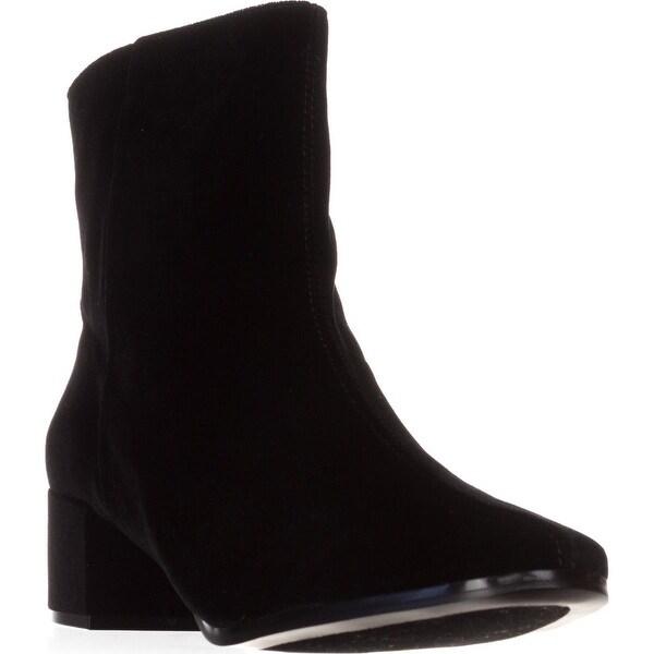 Chinese Laundry Florentine Ankle Boots, Black Velvet