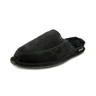 Bearpaw Finnick   Round Toe Suede  Slipper