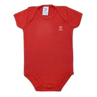 Baby Bodysuit Infant Unisex Short Sleeve Pulla Bulla Sizes 0-18 Months