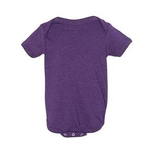 Infant Vintage Fine Jersey Bodysuit - Vintage Purple - 6M