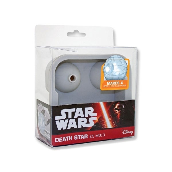 Star Wars Death Star Silicone Ice Mold - Multi