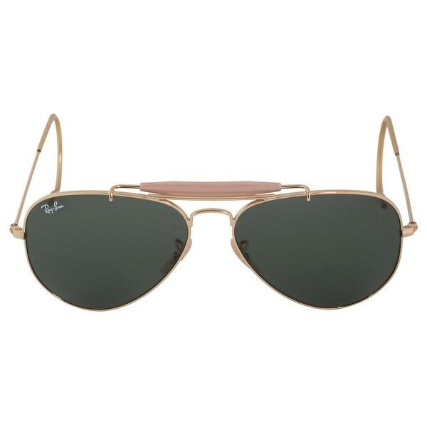 891c9dd114 Shop Ray-Ban Outdoorsman Sunglasses RB3030 L0216 58 - Free Shipping ...