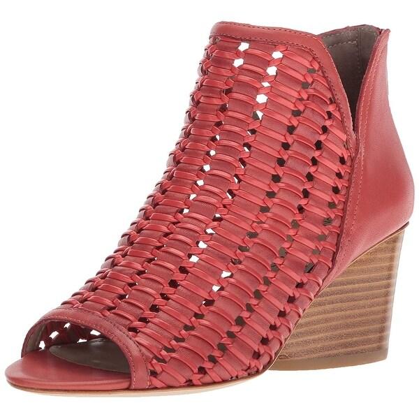 9df0175ced Shop Donald J Pliner Women's JACQI Wedge Sandal, - Poppy - 8 - Free ...