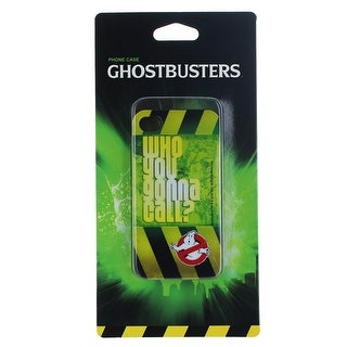 """Ghostbusters """"Who You Gonna Call"""" iPhone 4/4S Case - multi"""