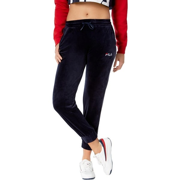 a87a2de6c3a79 Shop Fila Womens Olympia Jogger Pants Sweatpants Running - M - Free  Shipping On Orders Over $45 - Overstock - 27735964