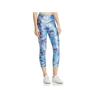 Terez Womens Capri Pants Legging camouflage