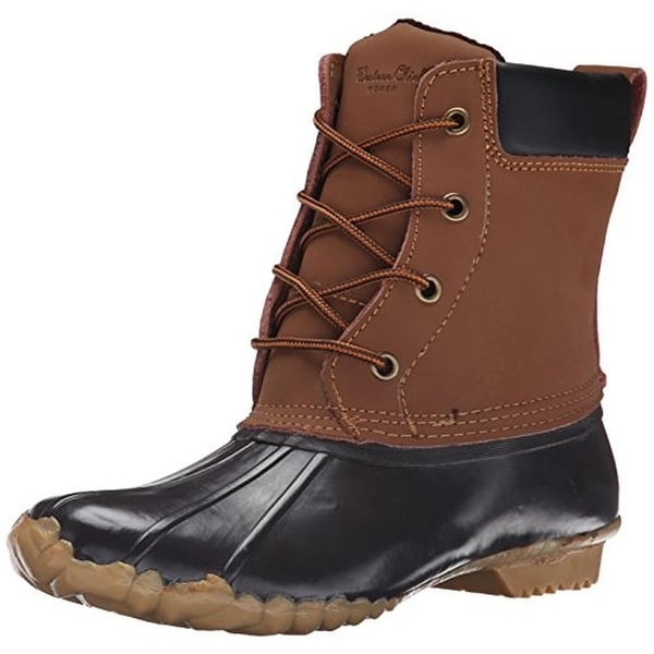 Western Chief Womens Four Eye Duck Snow Boots Waterproof Pac