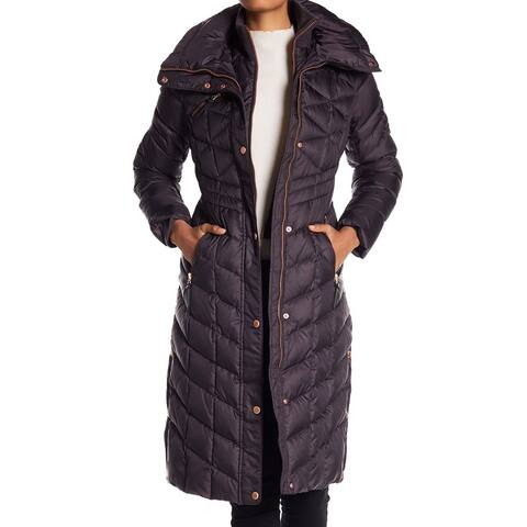 Marc York Women's Large Matte Quilted Jacket