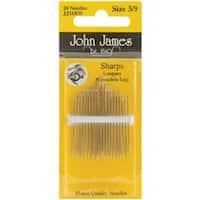 Size 3/9 20/Pkg - Sharps Hand Needles