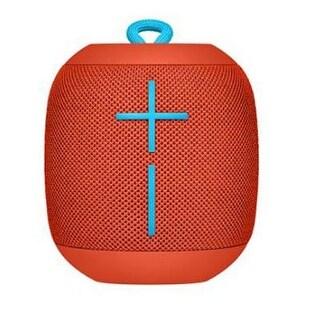Logitech 984-000841 Ears Super Portable Waterproof Bluetooth Speaker - Red
