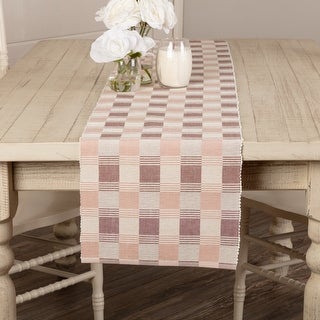 Link to Daphne Ribbed Runner Similar Items in Table Linens & Decor